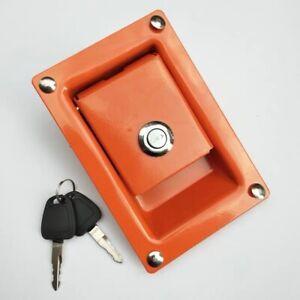Side door lock for Doosan Daewoo 150/220/215/225/300-7 Excavator