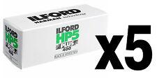 Película medio formato Rollo BN blanco y negro Ilford HP5 Plus 400 120 5pz