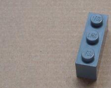 Lego 50x Stein 1x3 dunkelgrau (3622)  Steine Neu dark bluish gray bricks brick