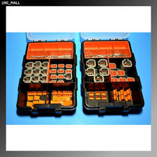 152 PCS DEUTSCH DTP 2 & 4 Pin CONNECTORS KIT, From USA