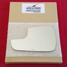 Mirror Glass For 13-18 Ford Fusion Driver Side Replacement