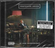CD 16T PROFESSOR GREEN AT YOUR INCONVENIENCE feat EMILI SANDE 2012 NEUF SCELLE
