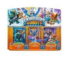Skylanders Giants GILL GRUNT FLASHWING DOUBLE TROUBLE Triple Pack Swap Force