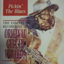 Various Blues(CD Album)Original Guitar Wizard: Pickin The Blues-Indigo-New