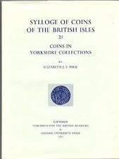 Sylloge of Coins of the British Isles Vol. 21: Coins in Yorkshire Collections 19
