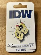 Yesterdays SDCC 2017 Exclusive IDW LE My Little Pony Sia Songbird Enamel Pin NEW