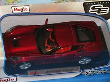 Diecast 1 18 2015 Model Ford Mustang GT Maisto Cars Kids Toys Police Car New2