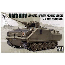 AFV CLUB #35016 1/35 NATO YPR-765 Armored Infantry Vehicle (25mm Cannon)
