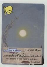 1994 Spellfire: Master the Magic - Ravenloft #24 Harvest Moon Gaming Card 2k3