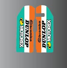 KTM 03/ 06 SX SXF EXC XC Lower forkguards-Decals-Stickers-Graphics