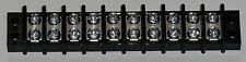 10 Position 20 Amp Dual Row Terminal Block
