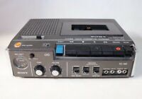 SONY  TC-142 Cassette Recorder For Parts Repair