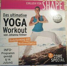 Das ultimative Yoga Workout / Exklusiv für Shape (DVD)