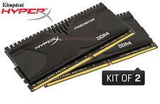 32 GB Kit (2X16GB) Kingston 32G DDR4 3000 HyperXPredator HX430C15PB3K2/32 Gaming