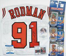 Dennis Rodman. Signed Lot plus other items. Nba. Bulls.