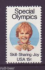 USA Nr. 1392 ** Special Olympics  Skill Sharing Joy