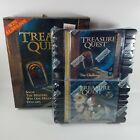 Treasure Quest Tq Cd Rom (pc, 1996) Computer Game Sirius Publishing - Open Box