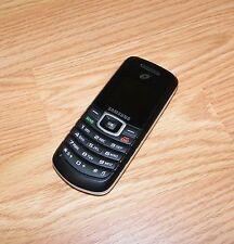 Samsung (SGH T105G) Black TracFone GSM TF LCD PrePaid Cellular Phone **READ**