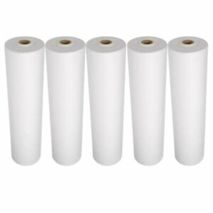 Karlash Disposable Non Woven Bed Sheet Roll Massage table Paper (Case of 5 Roll)