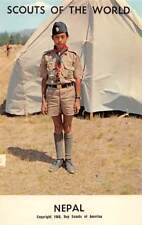 Scouts of the World: Nepal (1968 Boys Scouts of America) Uniform