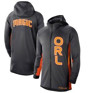 New Nike NBA Orlando Magic Showtime On Court Hoodie Jacket Men's 4XL-Tall $140