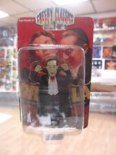 """Dracula Mini Figure 3"""" Universal Monsters X One X 2006 Factory Sealed on Card!"""
