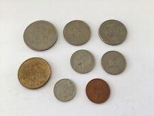 Monnaies  Lot de 8 pièces - Malaisie