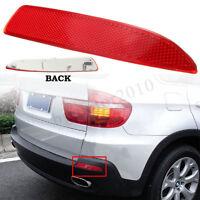 Rouge Droite Réflecteur Pare-chocs Arrière pour BMW X5 E70 2007-2013 63217158950