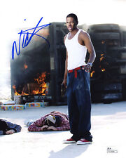 (Ssg) Nick Cannon Signed 8X10 Color Photo with a Jsa (James Spence) Coa