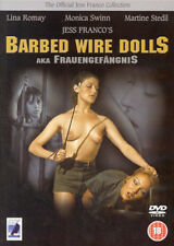 Barbed Wire Dolls - Jess Franco Collection  (UK Region 2 DVD)