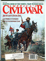 America's Civil War Magazine May 1994 Jeb Stuart EX 080616jhe