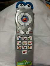 Sesame Street Elmo's World Silly Sounds Remote Control Interactive Mattel 2006