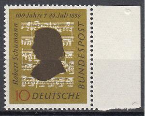 BRD 1956 Mi. Nr. 234 mit Unterrand Postfrisch TOP!!! (27671)