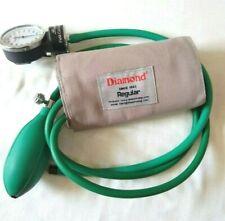 Manual Blood Pressure Monitor Sphygmomanometer Bp Cuff Gauge Machine Kit Diamond
