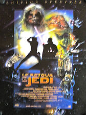 STAR WARS SPECIAL EDITION RETURN OF THE JEDI  ORIGINAL PETIT FRENCH POSTER