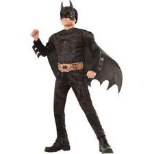 Dc Batman The Dark Knight Child Muscle Costume Rubies Boys L 10 - 12 New!