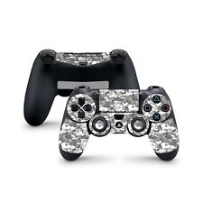 PS4 Controller Skin Wrap GHOST CAMO Decal Sticker Dualshock 4 Pro Slim Pad