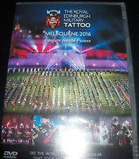 The Royal Melbourne Military Tattoo Melbourne 2016 (Aust Region 4) DVD - NEW
