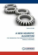 A New Heuristic Algorithm. Ozturk, Serhat 9783838347318 Fast Free Shipping.#