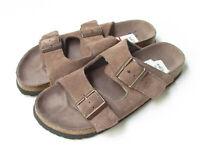 Dr. Scholl's Men's Fin Suede Slip-On Sandals Size 7M
