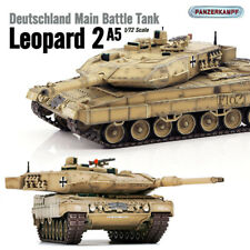 GERMAN LEOPARD 2A5 1/72 tank model finished non diecast Panzerkampf