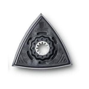 Fein STARLOCK SANDING PAD 2Pieces Perforated, Hook & Loop Fastening*German Brand