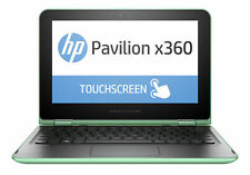"HP Pavilion x360 11-k135tu 11.6"" (128GB,Core M,0.9GHz,4GB) Laptop - Silver - P3V92PA"