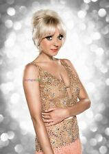 HELEN GEORGE ~  HOT DRESS ~ SEXY A4 SIZE GLOSSY PHOTO