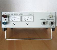 Gossen KONSTANTER Type T1 K 8 B 2,5 Netzgerät Labortechnik Netzteil 1970er Jahre
