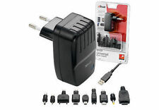 TRUST 16035 PW-2999P UNIVERSAL POWER ADAPTER FOR IPOD SATNAV PHONE, ETC.