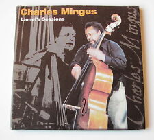 CHARLES MINGUS . LIONEL'S SESSIONS . UNIVERSE DIGIPACK CD