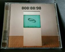 808:88:98 - 808 State - 10 years of 808state 100% tested, Disc in VG cond.