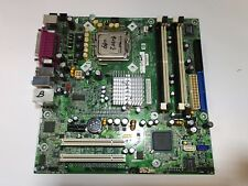 - HP 376570-001 375089-001  socket 775 MOTHERBOARD W/640 3.2GHz CPU @@@