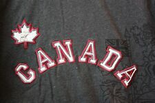 Canada Embroidered T-Shirt XXL